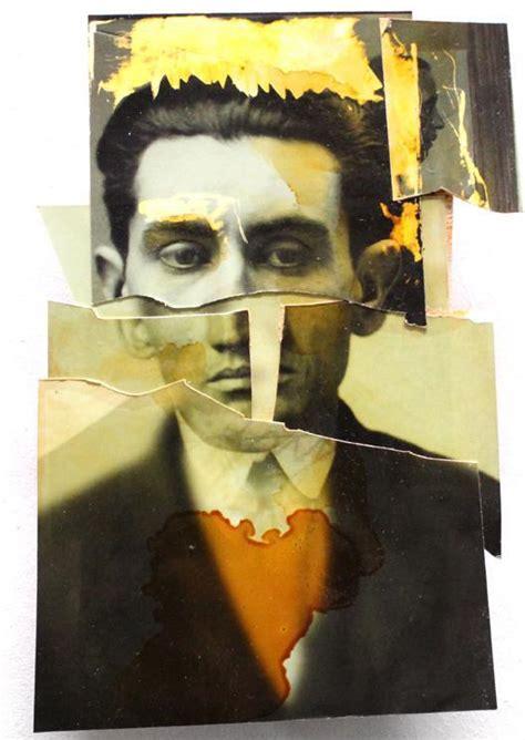 mostrar imagenes figurativas pere vilardeb 243 collages intimistas paperblog
