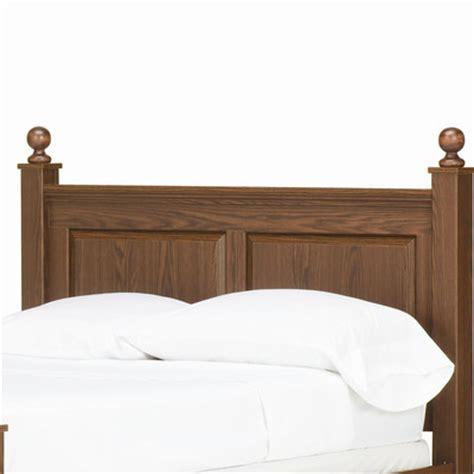 oak headboard queen buy heritage oak panel headboard size queen