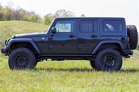 Jeep Wrangler Unlimited Side Steps 2016 Jeep Wrangler Rubicon Unlimited Rhino