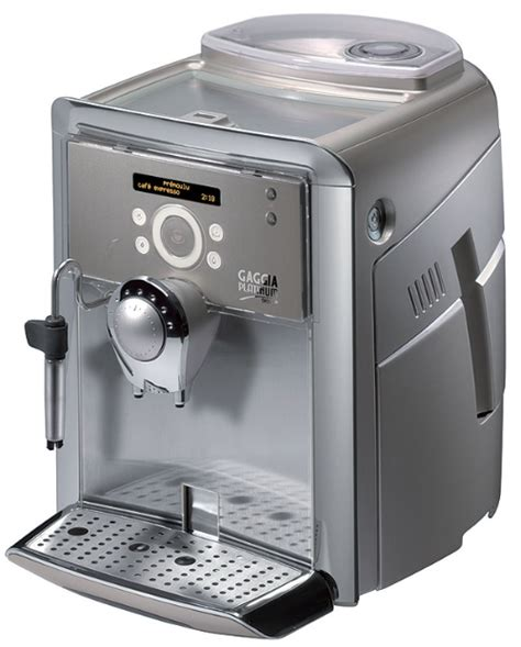 gaggia platinum swing gaggia platinum swing up reviews productreview au