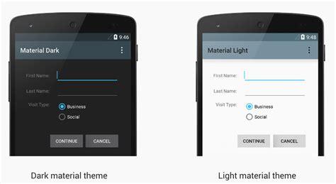 eclipse theme appcompat light android tips hello material design v7 appcompat xamarin