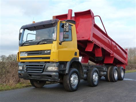 truck uk used tipper trucks for sale uk volvo daf more