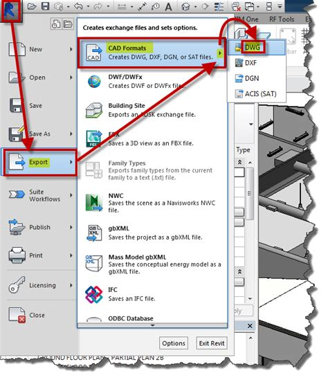 dwg format how to open convert 3d revit to dwg download cad blocks drawings