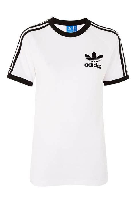 Adidas Tsirt california 3 stripe t shirt by adidas originals adidas