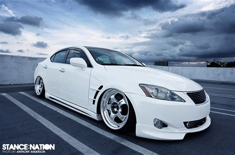 bagged lexus is350 wald kitted uas bagged lexus stancenation form