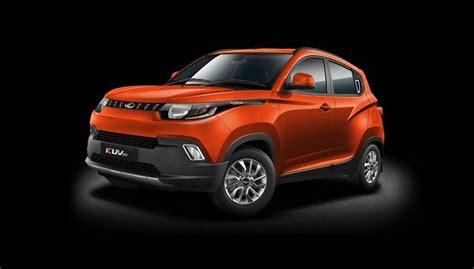 mahindra suv car price mahindra kuv100 india price review images mahindra cars