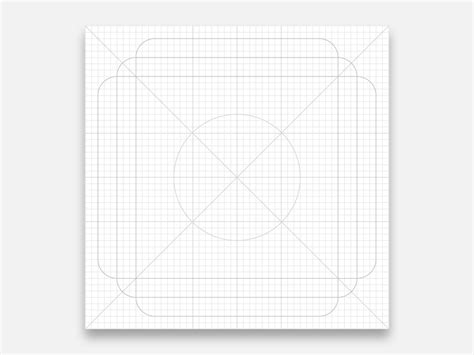 grid layout material design material product icon grid by liam spradlin dribbble