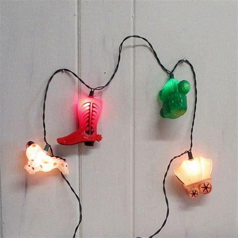 string light covers western light covers cowboy light string nursery