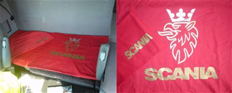 scania lorry truck duvet bed sheet bedding accessories