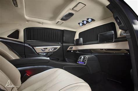 maybach interior mercedes maybach pullman stretched vehicle 500mm