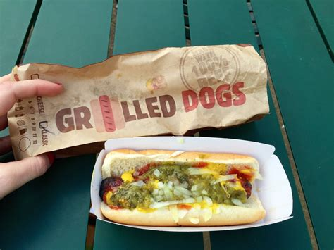 bk dogs burger king launches whopper business insider