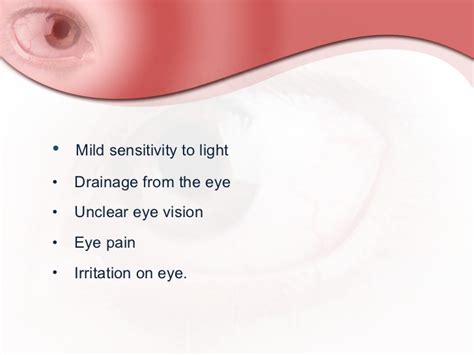and sensitivity to light what causes eye and sensitivity to light