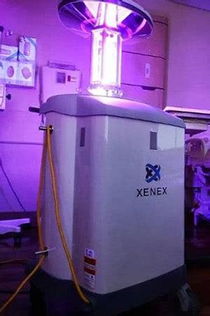 uv light in hospitals ultraviolet light robot kills ebola in two minutes why