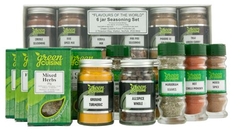 green cuisine food products limited producers of green