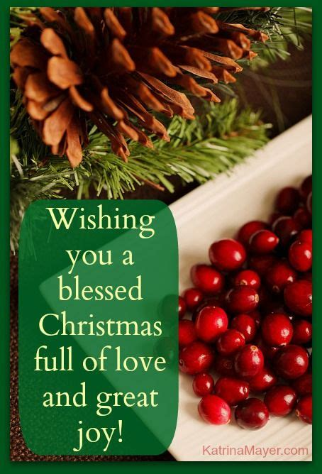 wishing   blessed christmas full  love  great joy merry christmas quotes wishing