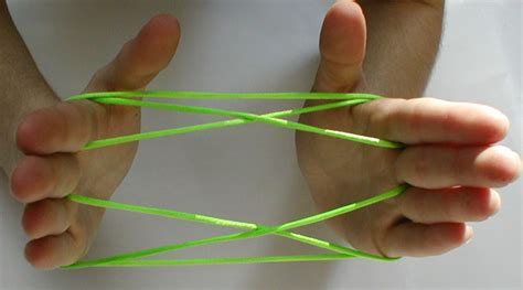 How Do You Do String - cat s cradle with step by step pictures