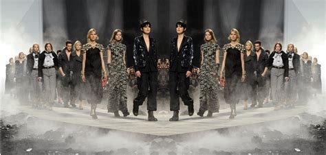 Chanel Goes Football Mad by Chanel Goes Mad Max Rogue For Fall 2011 Runway Show