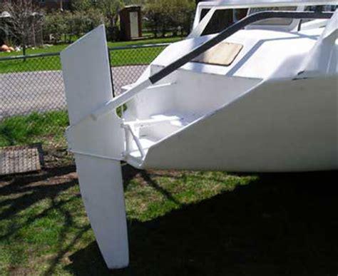 trimaran rudder design farrier marine plan upgrades f 82 daggerboard rudder