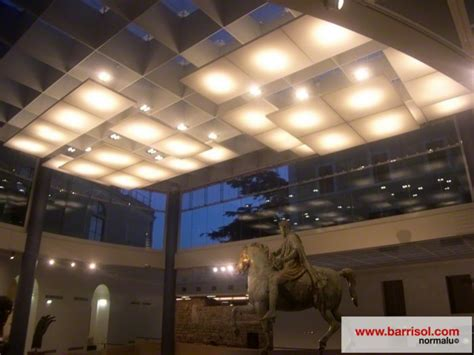 Modular Ceiling Systems Details