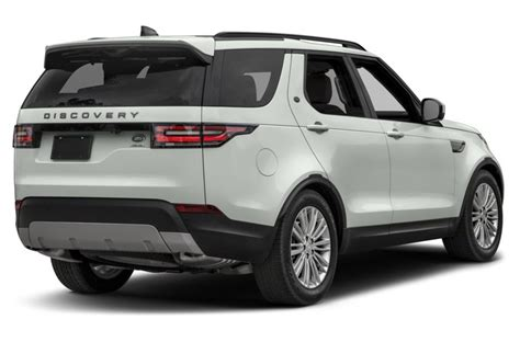 discovery land rover 2017 black 2017 land rover discovery overview cars com