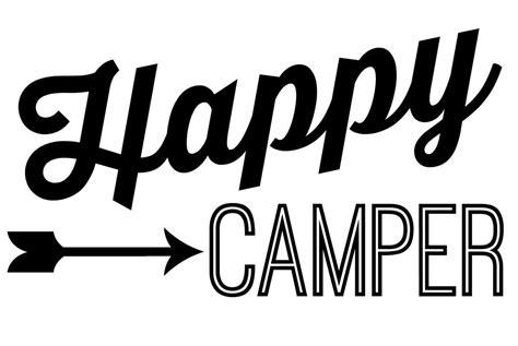 Retro Camper by Happy Camper A Diy Sign Lovely Etc
