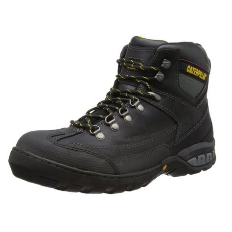 caterpillar dynamite s3 steel toe cap safety ankle boots