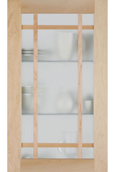 Where To Buy Glass For Cabinet Doors Shaker Mullion Cabinet Door With Glass Homecrest