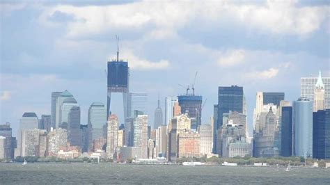 Empire Of Freedom empire state building and the freedom tower