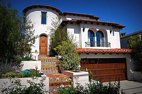 Spanish Mediterranean Style Homes spanish revival traditional exterior los angeles