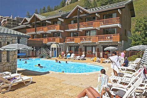 Location de vacances, Residence Pierre & Vacances Les Chalets De Solaise à Val D Isere, Savoie