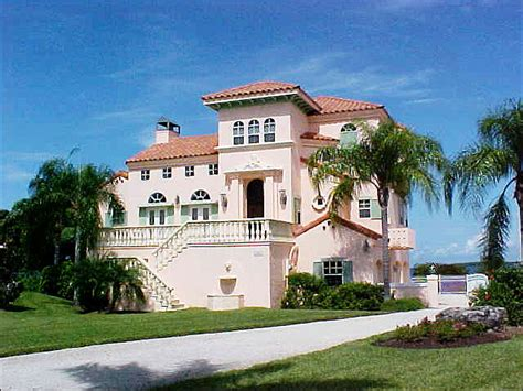 florida home styles crossroad puzzle spanish homes in a new land