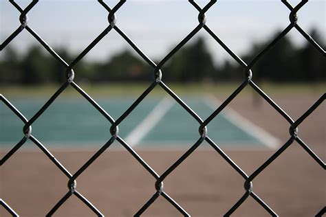 chain link fence chain link fence picture free photograph photos domain