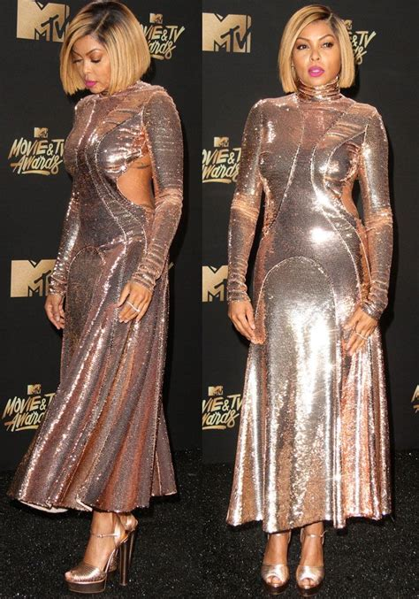Guess Which Mtv Awards Presenter This Pair Of Stunners Belong To The Great Gam And The Gorgeous Studded Clutch by 112 Best Taraji P Henson Images On Heels