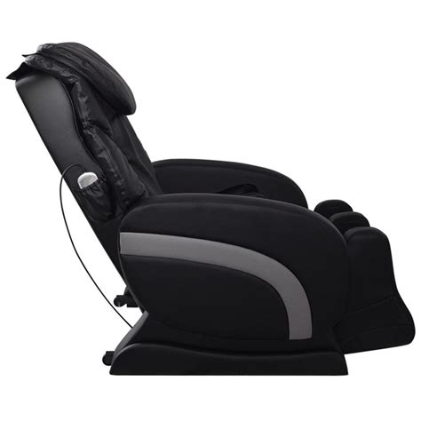 electric recliner chairs sydney electric artificial leather recliner chair black