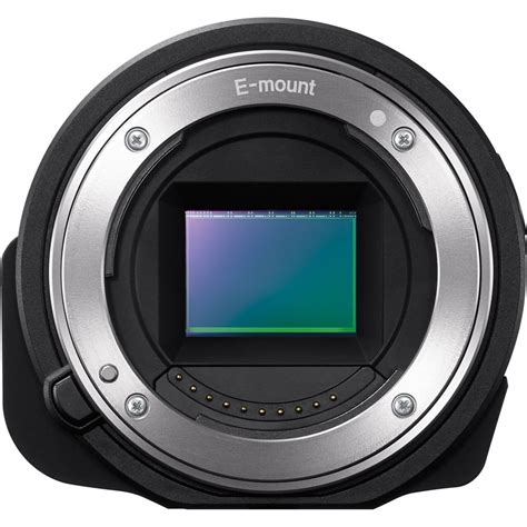 digital with lens sony qx1 mirrorless lens style digital ilce qx1 b h