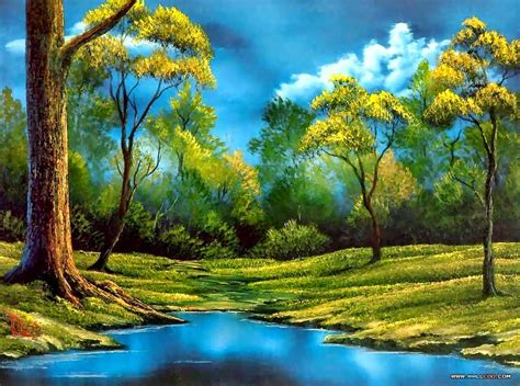 imagenes para pintar al oleo faciles im 225 genes arte pinturas varios modelos de paisajes