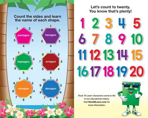 rock n learn colors shapes and counting rock n learn colors shapes and counting 28 images rock