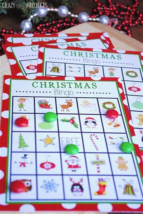 free printable christmas games for the classroom christmas bingo christmas bingo game and bingo on pinterest