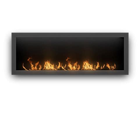 Slimline Gas Fireplace by Slimline Insert Bioethanol Fireplace