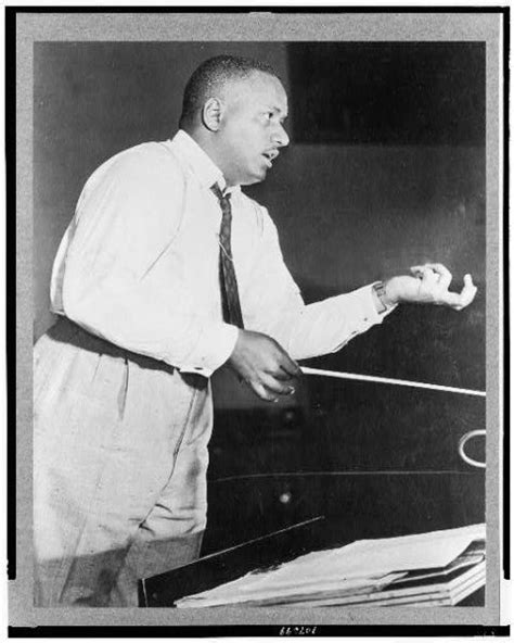 Charles Dean Dixon, conductor (1915-1976) | African
