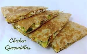chicken quesadillas recipe dishmaps