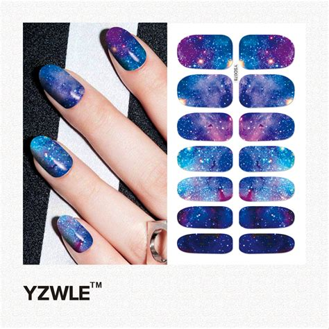 Nail Sticker Water Decal Stiker Kuku Nail 32 buy yzwle 1 sheet diy decals nails water transfer printing stickers accessories for manicure