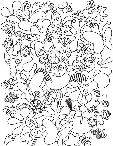 mini doodle colouring books 22 collections of free doodle coloring pages gianfreda net