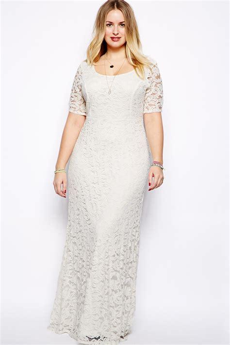 Dress W5796uzi D Black White kettymore back zip fastening lace dress plus