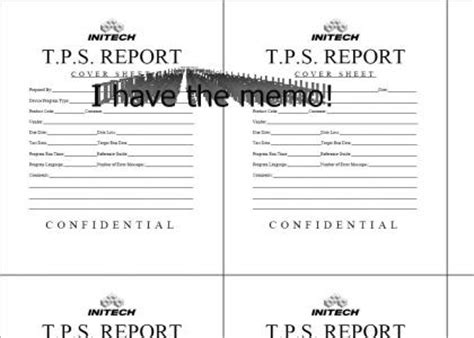 tps report template tps report cover sheet quotes