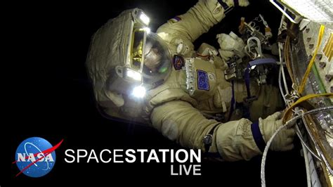 space station live space station live spacewalk preview