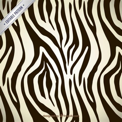 zebra like pattern zebra pattern vector free download