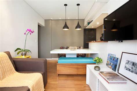 apartamentos decorados mrv planta do meio apartamento pequeno um espa 231 o aconchegante para viver
