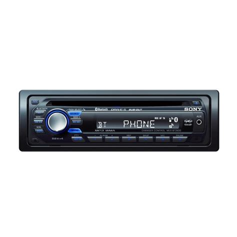 Sony Mex 1gp Cd Player With Built In Mp3 Memory At Crutchfield Mex Bt2600 B Stock Car Stereo Cd Mp3 Player With Bluetooth