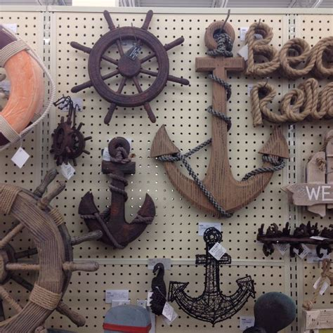 Nautical themed decor from hobby lobby for our home pinterest